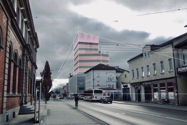 stadtvision I / sprungbretthaus