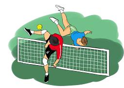 stadtvision IV / fußballtennis-turnier